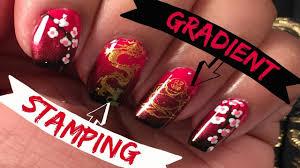 az nail art challange o oriental youtube