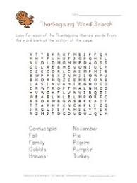 thanksgiving handwriting worksheet schoolery pinterest