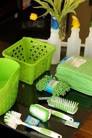 Green Kitchen Sink by Under The Kitchen Sink Organization