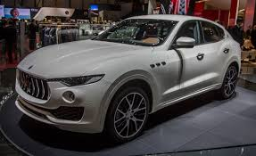 maserati models list 2017 maserati levante official photos and info u2013 news u2013 car and driver