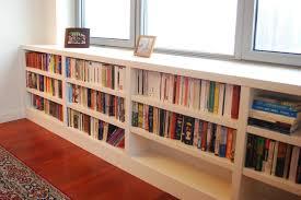furniture u0026 accessories how to build u201cbuilt in u201d bookshelves