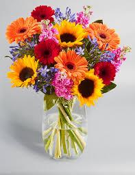 spirit of summer bouquet m u0026s