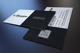 black and white business card business card templates creative