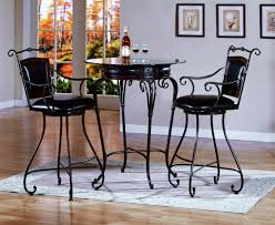 Small Bar Table Brilliant Small Bar Table And Chairs With Small Round Pub Table