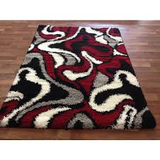 Black Grey And White Area Rugs Black And Gray Area Rugs Visionexchange Co