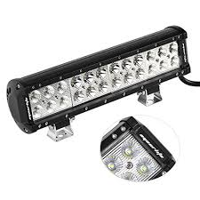 Atv Light Bar Eyourlife 12 Inch Led Light Bar Truck Light Bar Off Road Driving