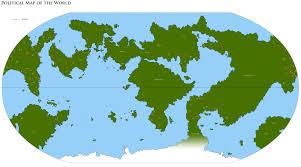 Biome World Map by Seven Ponies World Map By Davidschwartz On Deviantart