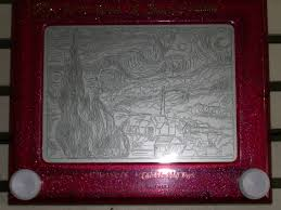 absolutely mindblowing etch a sketch art
