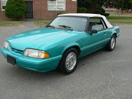 1993 mustang lx 5 0 buy used 1993 ford mustang lx 5 0 convertible low in
