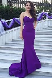 violet dress violet gown unique everytime fashion