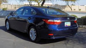 review of 2013 lexus es 350 2013 lexus es300h drive review autoweek