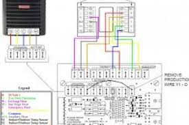 thermostat wiring diagram for goodman heat pump 4k wallpapers