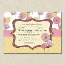 lunch invitation cards bridal brunch shower invitations bridal shower brunch invitation