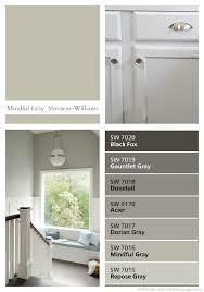 sherwin williams light gray colors sherwin williams mindful gray color spotlight