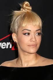 hair bangs tucked ear short hair with bangs 40 seriously stylish looks