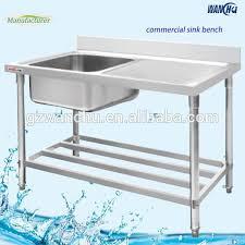 Restaurant Stainless Steel Vegetable Sinkcommercial Sinkkitchen - Restaurant kitchen sinks