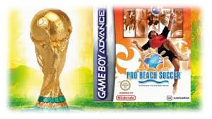 pro beach soccer gba 2003 fifa wm 2014 brasilien special youtube