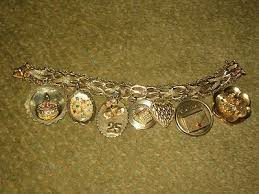 vintage gold bracelet charms images 314 best charmed images bracelet charms gold jpg