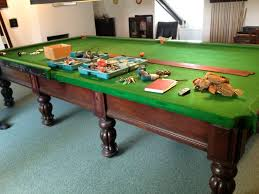 how big is a full size pool table how big is a full size pool table table designs