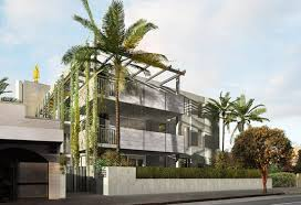 Elwood Green  Star Sustainably Built Apartment Complex - Sustainable apartment design