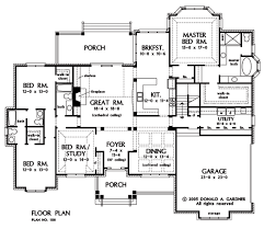 3 home plans 2820 sf 4 3 on level 450 sf bonus up floor plan of