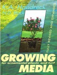 growing media for ornamental plants and turf kevin handreck