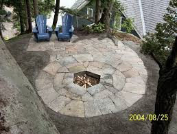 Dry Laid Flagstone Patio The Wizard Of Awes Stonework Project 3