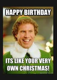 is your birthday overshadowed by christmas