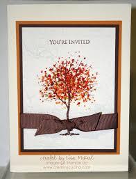 Creative Ideas For Wedding Invitation Cards Elegant Autumn Fall Wedding Invitations Creative Cucina