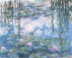 interior inspiration monet u0027s water lilies