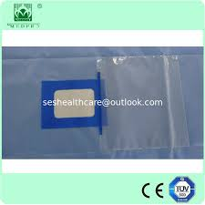 Disposable Drapes Sms Surgical Eye Drapes Disposable Ophthalmic Drapes Pack Kits