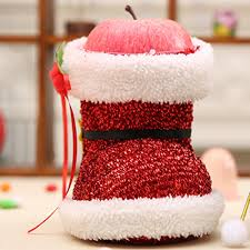 christstmas storage boots party decoration christmas decorations