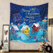pretty tapestry ideas and new year greeting