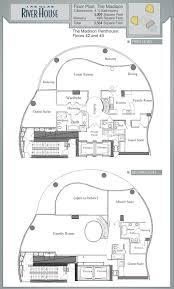 Madison Residences Floor Plan by Las Olas River House U2013 The Madison Penthouse