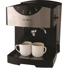 brandsmart black friday mr coffee ecmp50 np pump espresso machine brandsmart usa