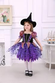 Pretty Witch Halloween Makeup Aliexpress Com Buy Girls Pretty Witch Halloween Fancy Dress
