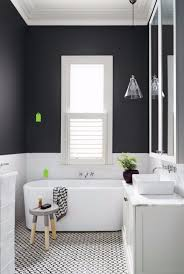 Pictures Of Black And White Bathrooms Ideas Get Inspired With 25 Black And White Bathroom Design Ideas
