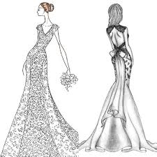 dress design sketches free download of android version m