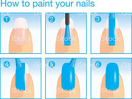 nail art how to paint yourails perfectly with tapehow at home