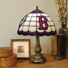 Boston Red Sox Home Decor tiffany style boston red sox lamp free shipping today