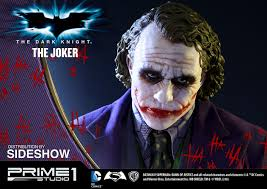 halloween costumes joker dark knight dc comics the joker polystone statue by prime 1 studio sideshow