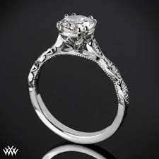 tacori crescent engagement ring tacori engagement rings review are their settings worth it