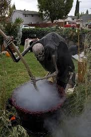 Scary Halloween Decorating Ideas Outdoors scary halloween decorating ideas