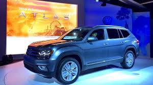 2018 new volkswagen atlas youtube