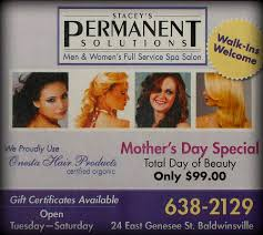 stacey u0027s permanent solutions 14 photos hair salons 24 e