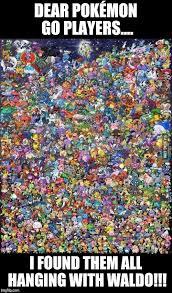 Waldo Meme - where s waldo imgflip