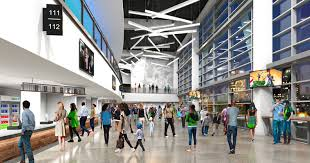 Interior Renderings Fans React To New Arena Interior Renderings Milwaukee Bucks