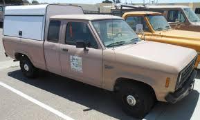 cer shell ford ranger 1988 ford ranger w workmate lifetime cer shell rtauctions