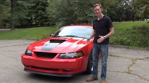 02 Black Mustang Gt Review 2002 Ford Mustang Gt W Flowmaster Exhaust Youtube