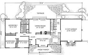 free ranch style house plans surprising design 1500 square foot ranch style house plans 4 for a